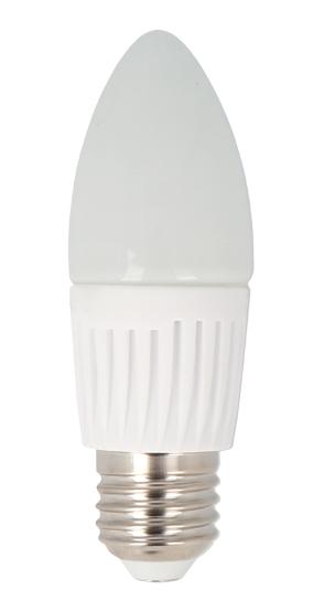 Żarówka LED E27 duży gwint A60 10W biała ciepła